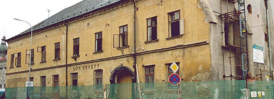 Dům osvěty Šternberk